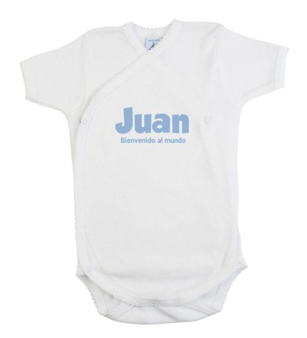 Body bebé personalizado Babyyo