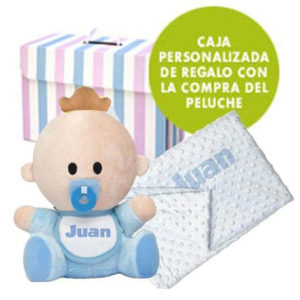Pack Babyyo · Manta Topitos Blue